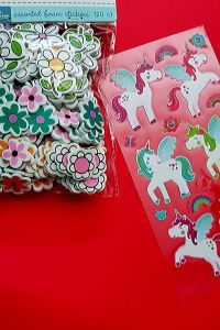 stickers craft kit