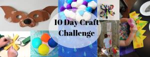 10 Day Craft Challenge