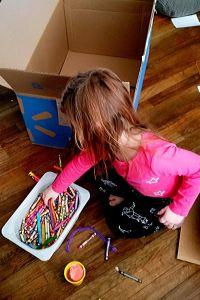Cardboard Box Creating