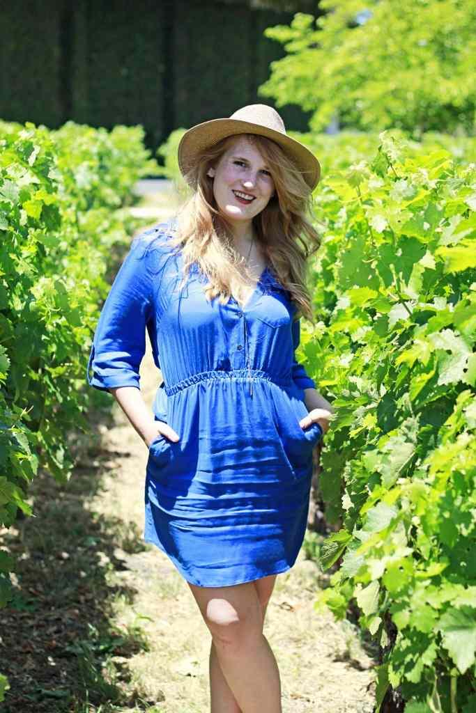 San Francisco Fashion blog, Napa Valley