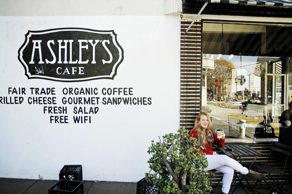 Lazy Saturday Morning At Ashley's Cafe