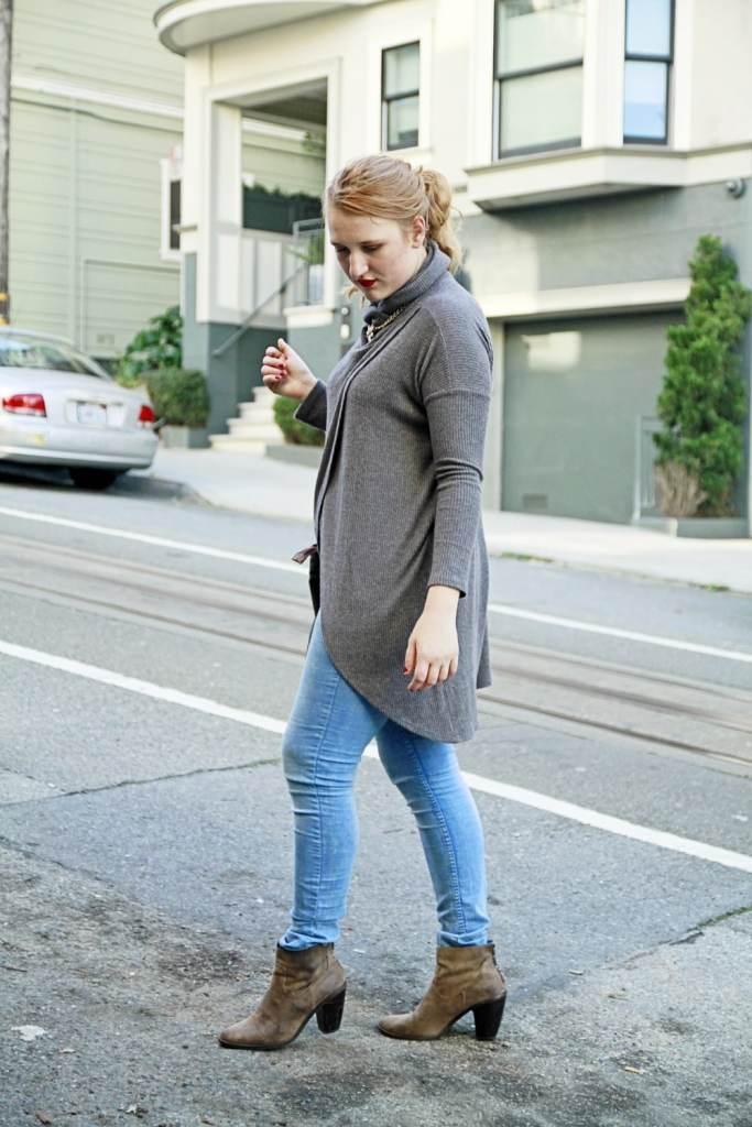 Style Nut Sweater
