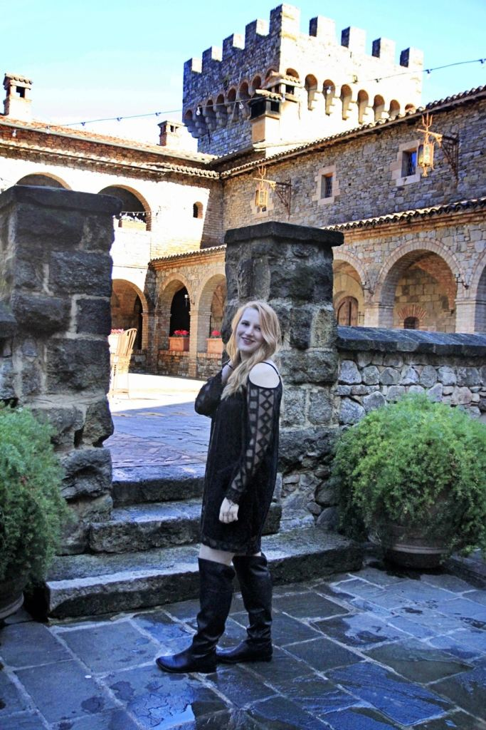Castello di Amorosa, Castle in Napa - Whimsy Soul