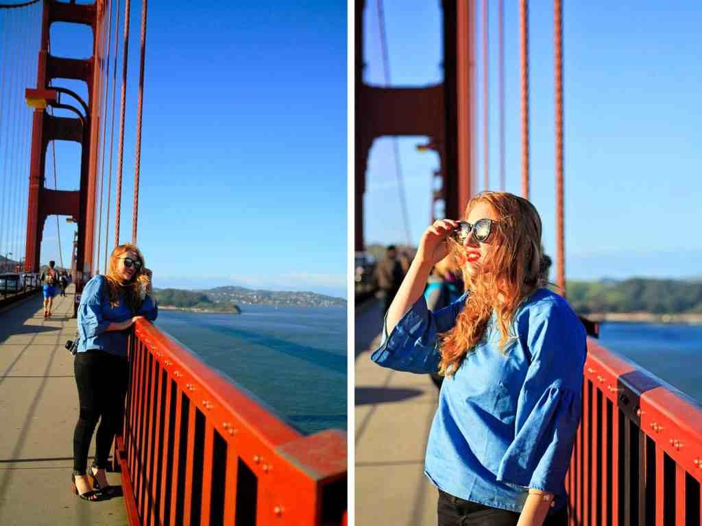 how to walk the golden gate bridge