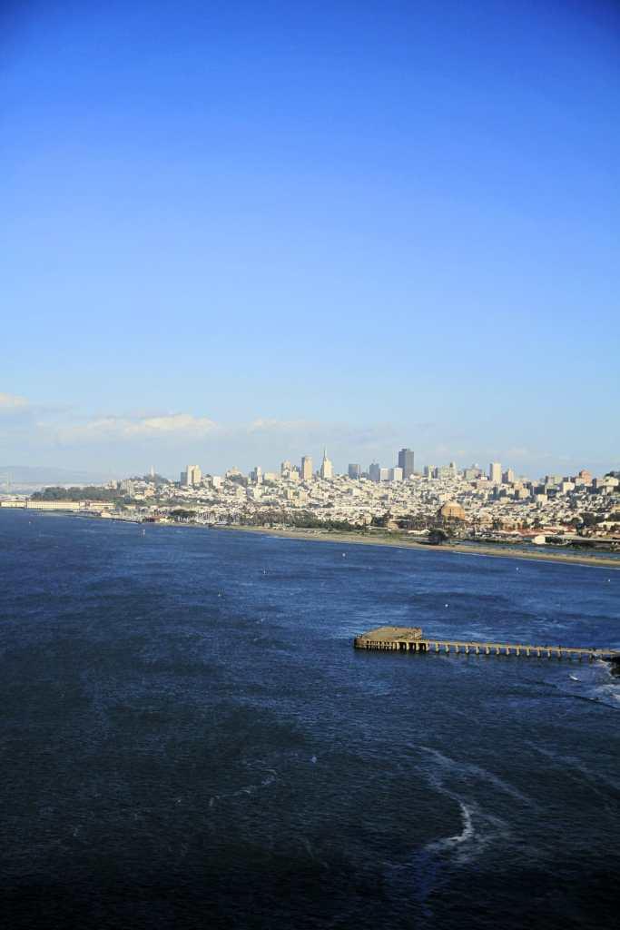 Walking across the Golden Gate Bridge - Whimsy Soul