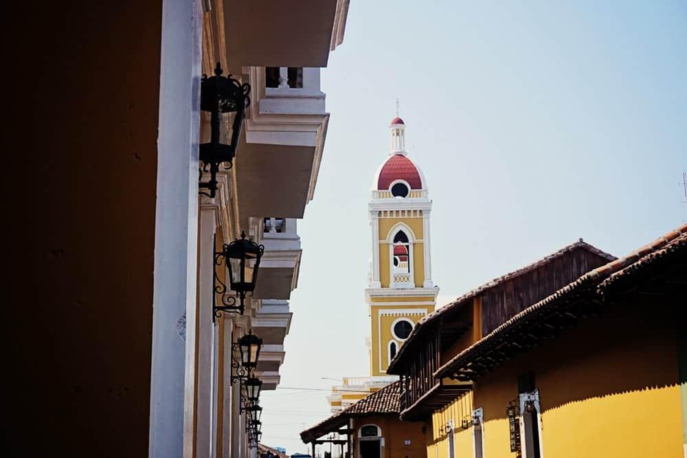 The Colors of Granada