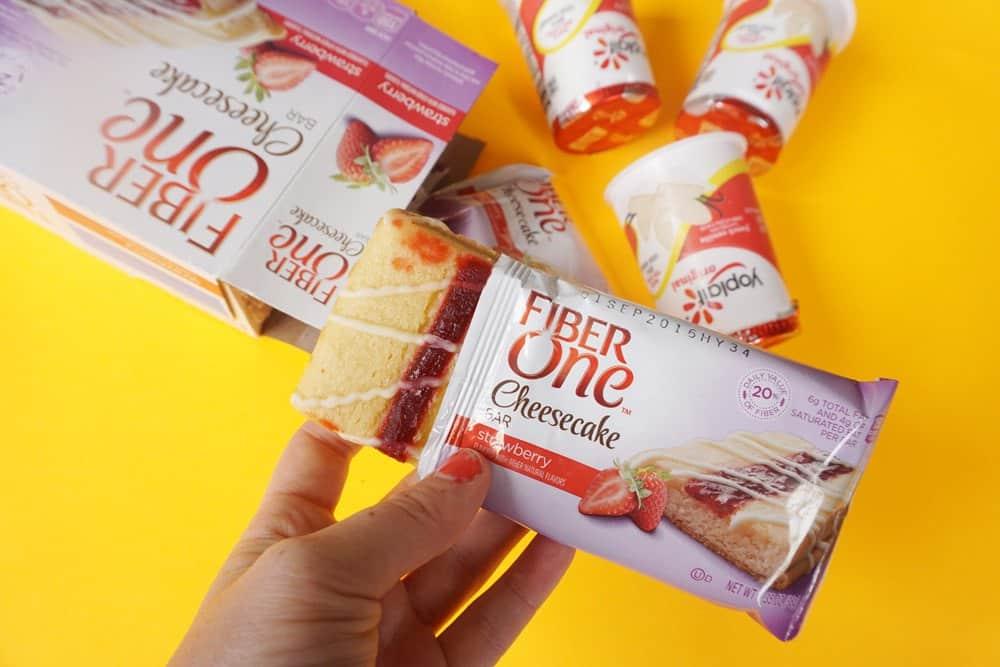 Fiber One Yogurt Pop Recipe