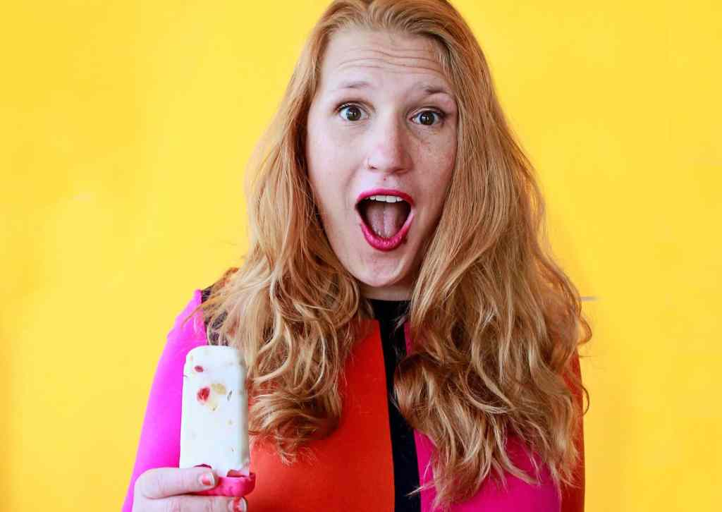 Fiber One Yogurt Pops – Summer Snack Recipe