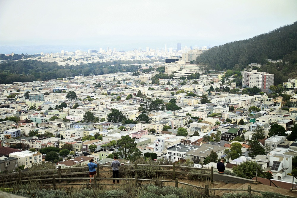 best view of San Francisco