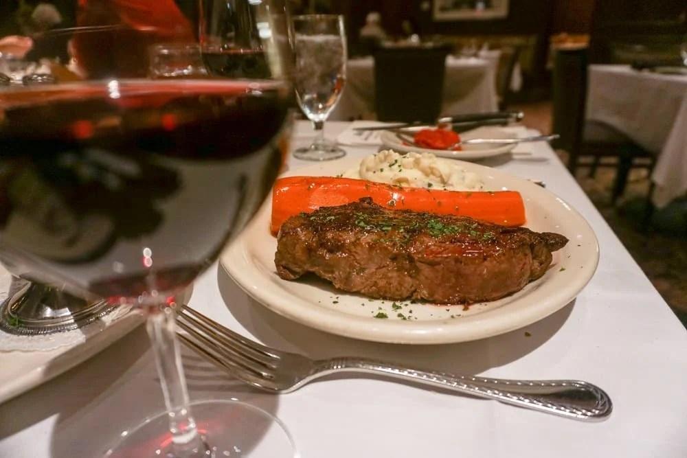 Bob's Steak & Chop House San Francisco