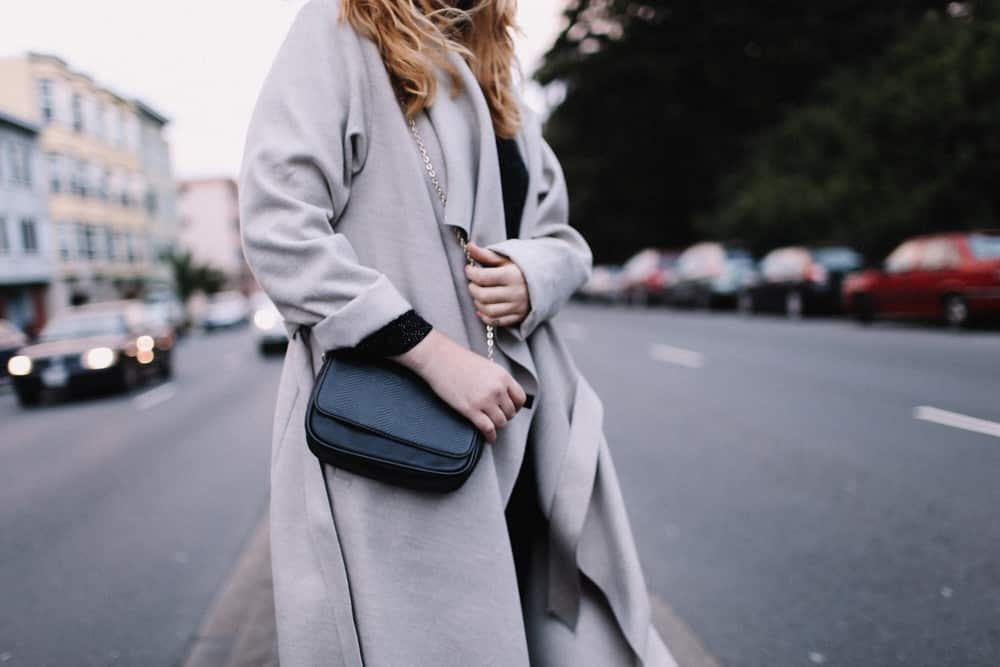 The Cashmere Trench Coat