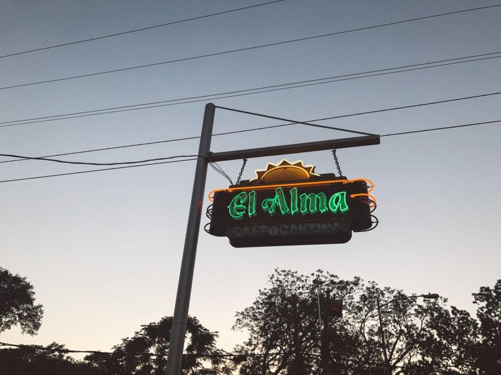 El Alma Austin Texas