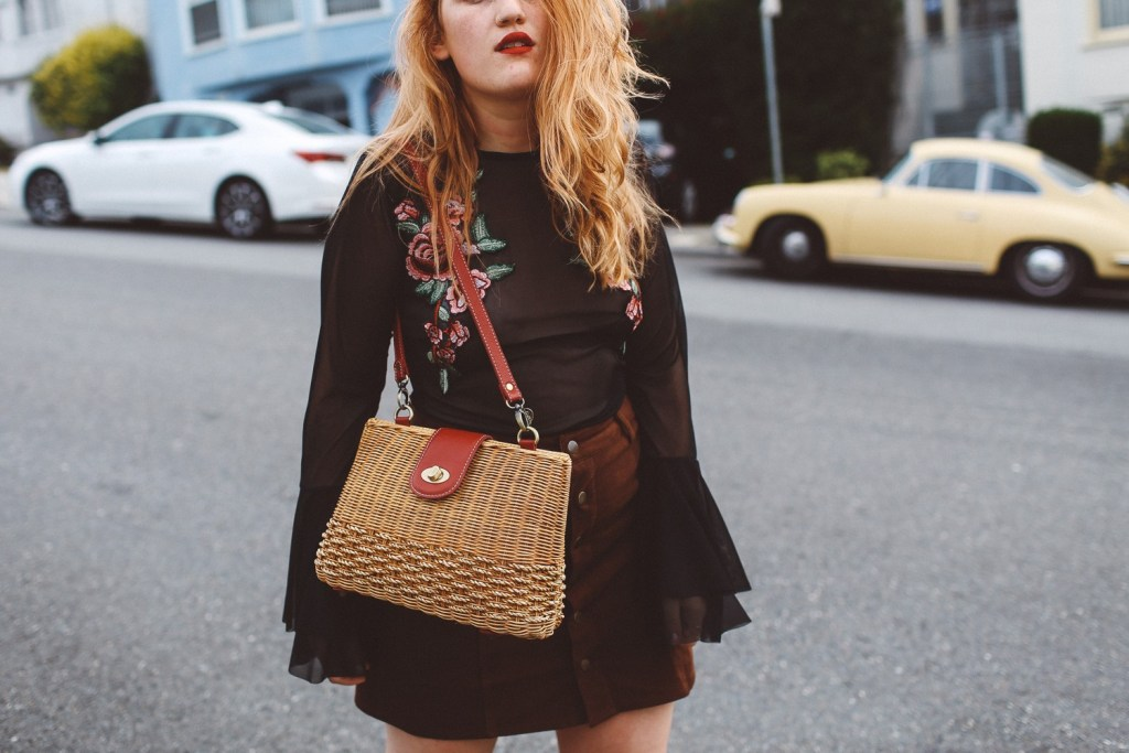 Straw And Wicker Bags – Why Are You Seeing Them Everywhere?