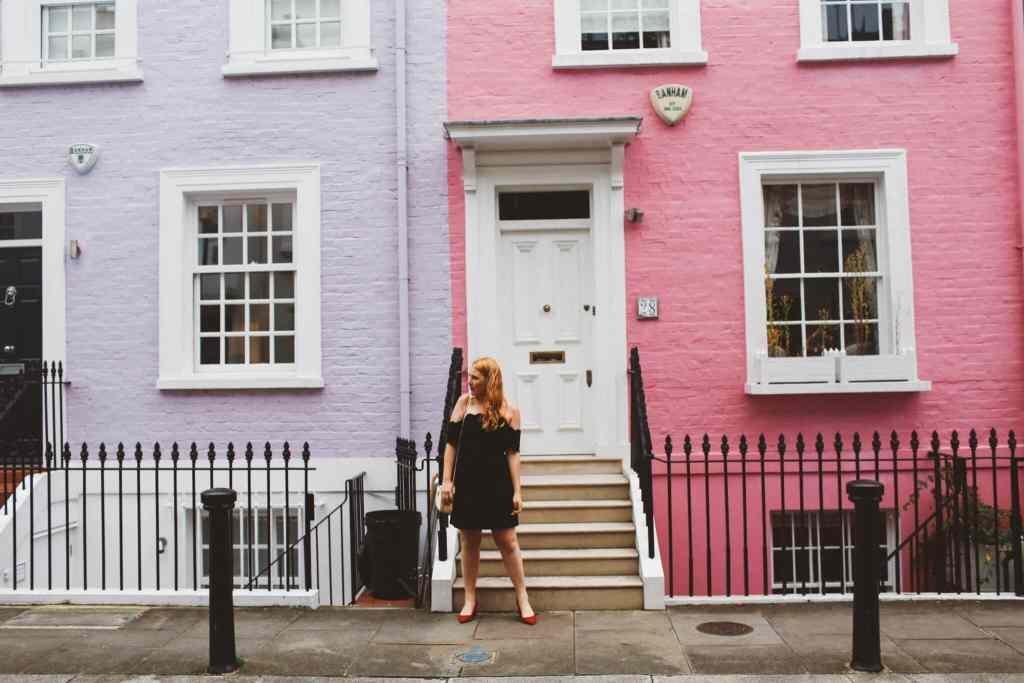 The Little Black Dress in London