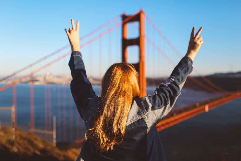 How to Take The Most Instagramable Photo of the Golden Gate Bridge