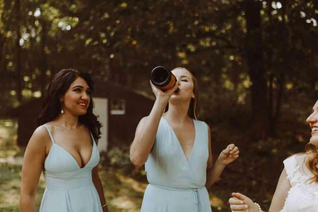 veuve clicquot wedding