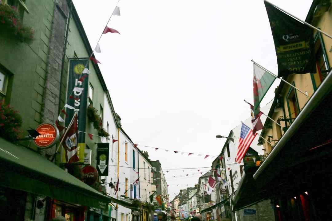 galway quay street