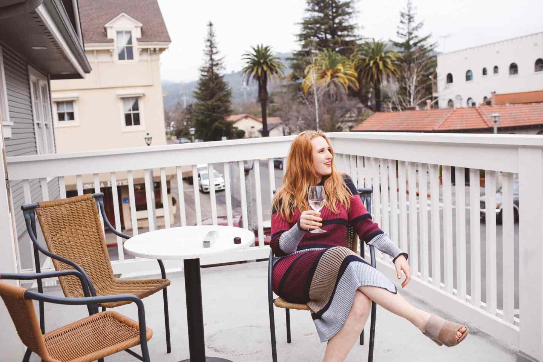 El Dorado Hotel in Sonoma