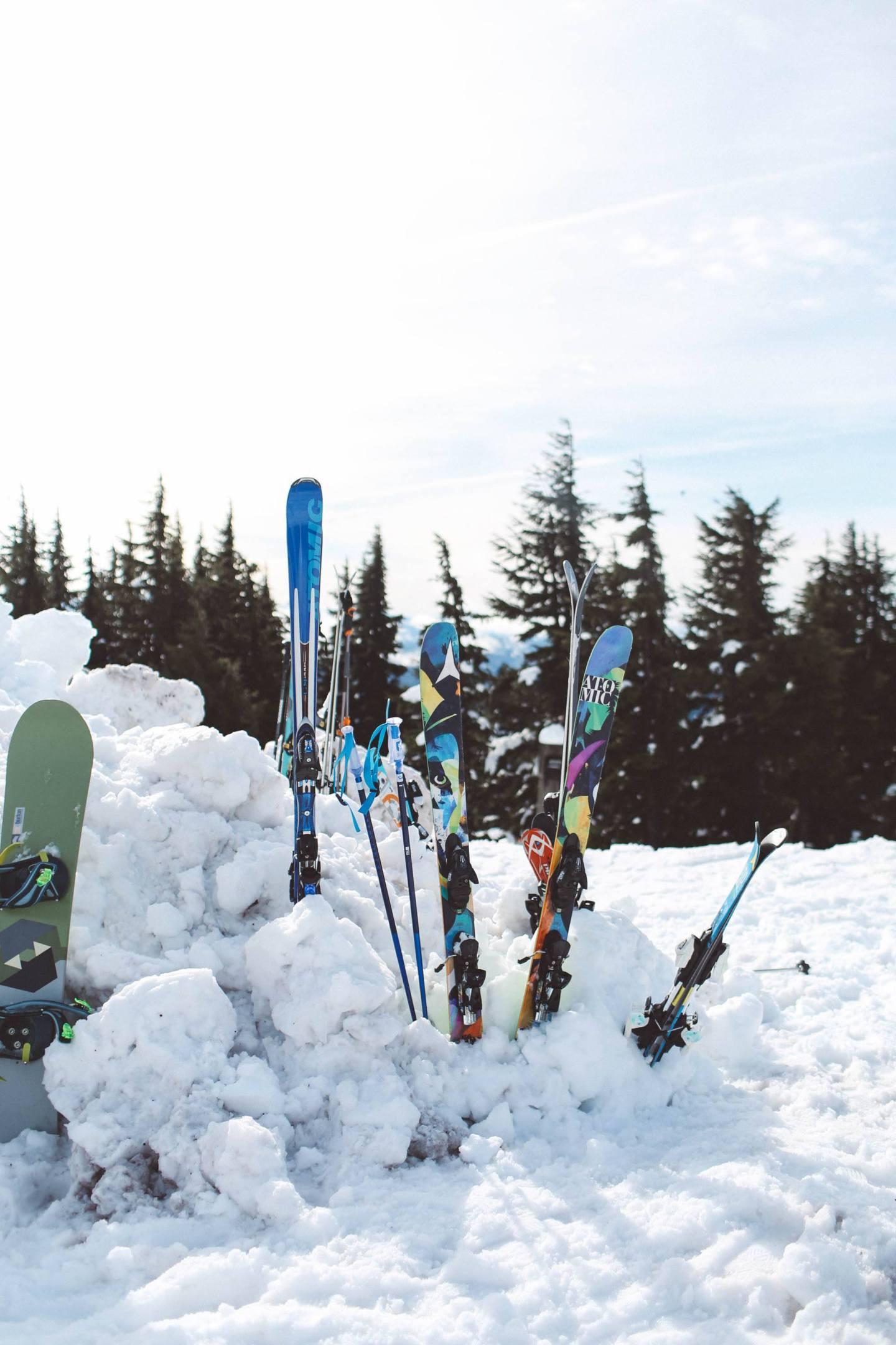 mount hood ski