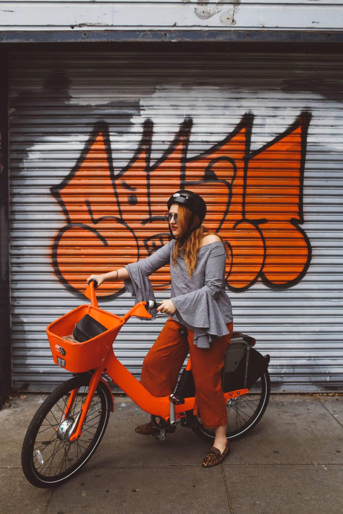 Uber Bikes