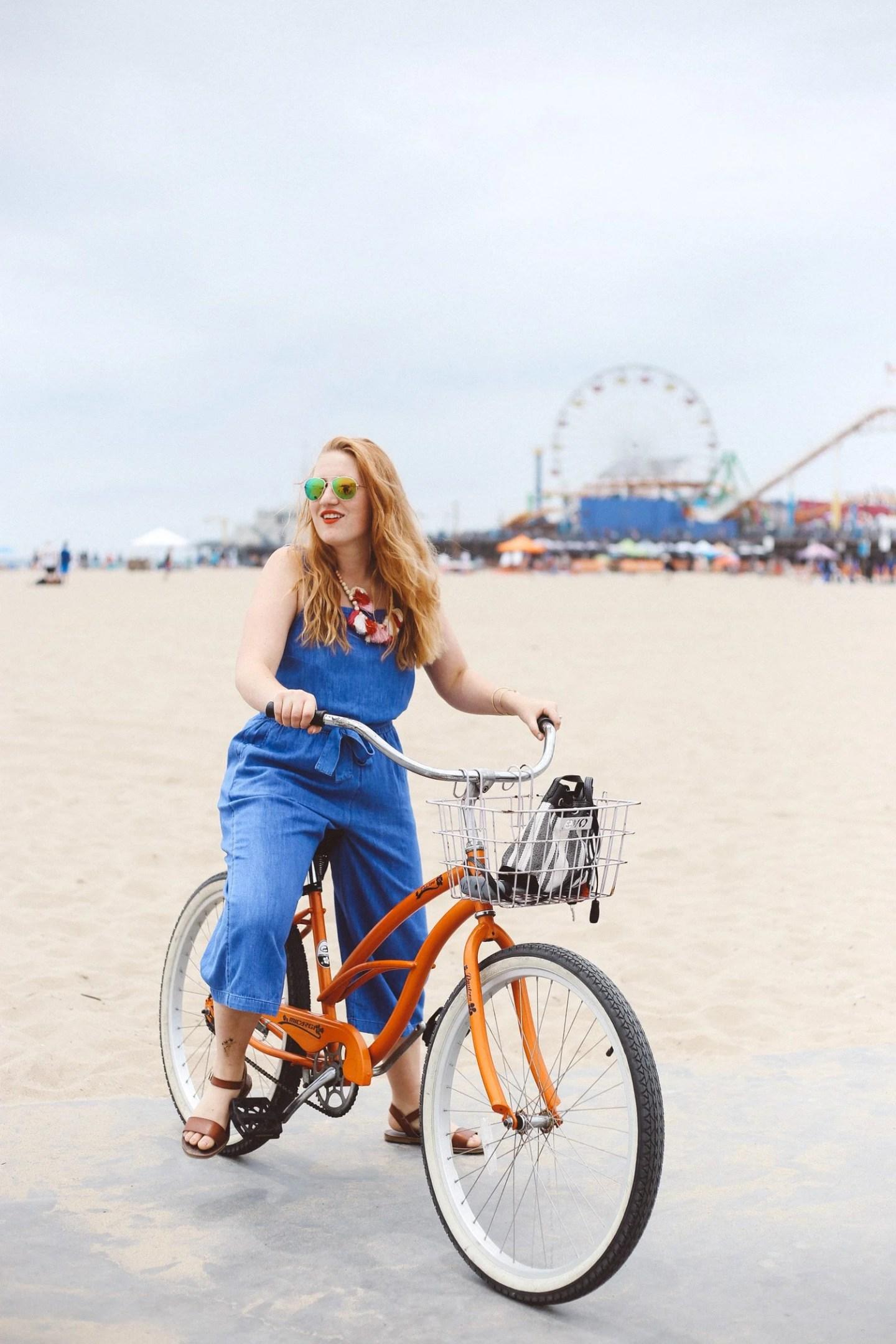 bike rental santa monica venice beach