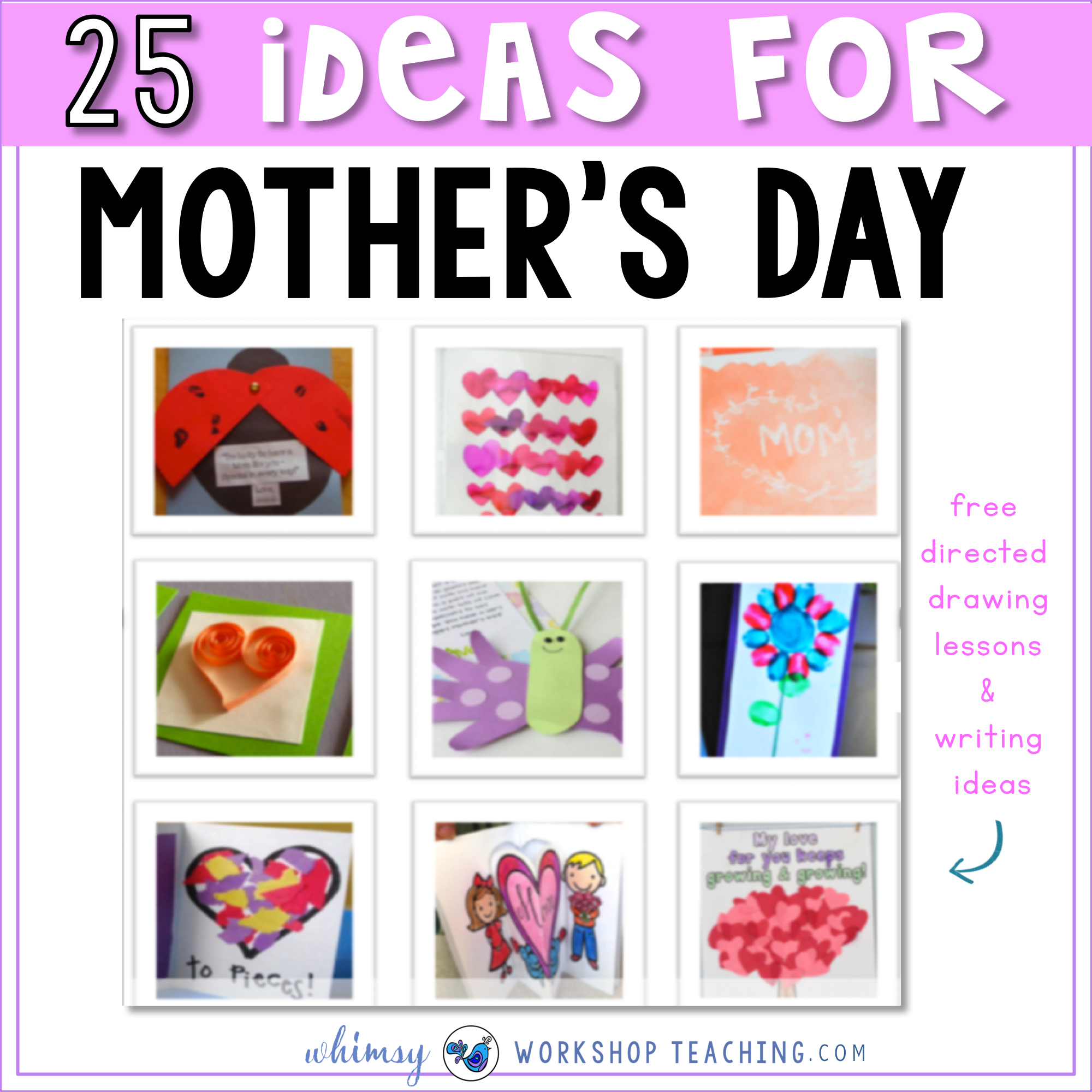25 Classroom Tested Mother S Day Ideas
