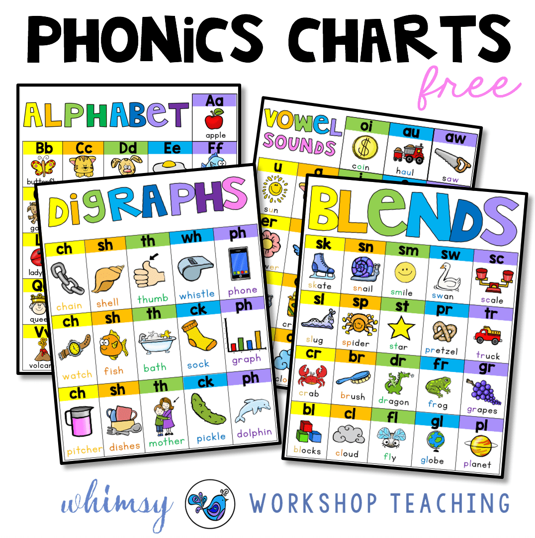 Phonics Strategies And Ideas