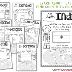 Sets And Venn Diagrams Worksheets With Answers Two Lights One Switch Diagram Christmas Kindness Around The World - Whimsy Workshop Teaching