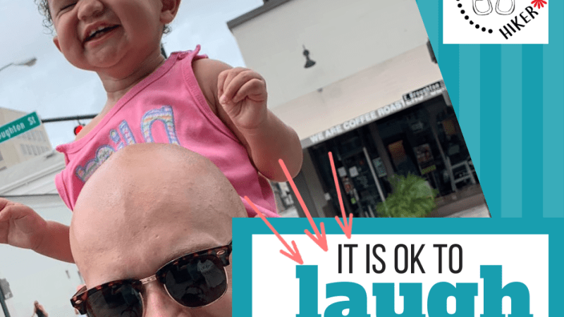 It's Okay to Laugh…..