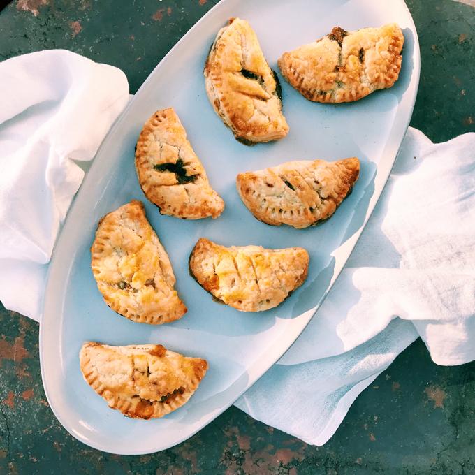 Gluten-Free Pumpkin Pasties