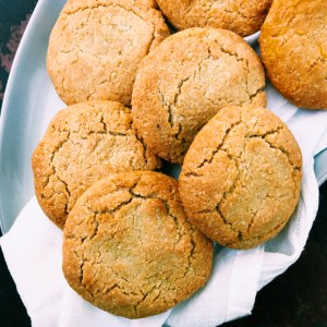Grain-Free Biscuits - 2 Ways