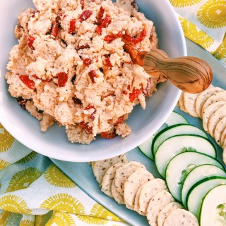 5 minute pimento cheese