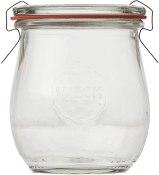Weck Mini Glas Tulip Storage Jars
