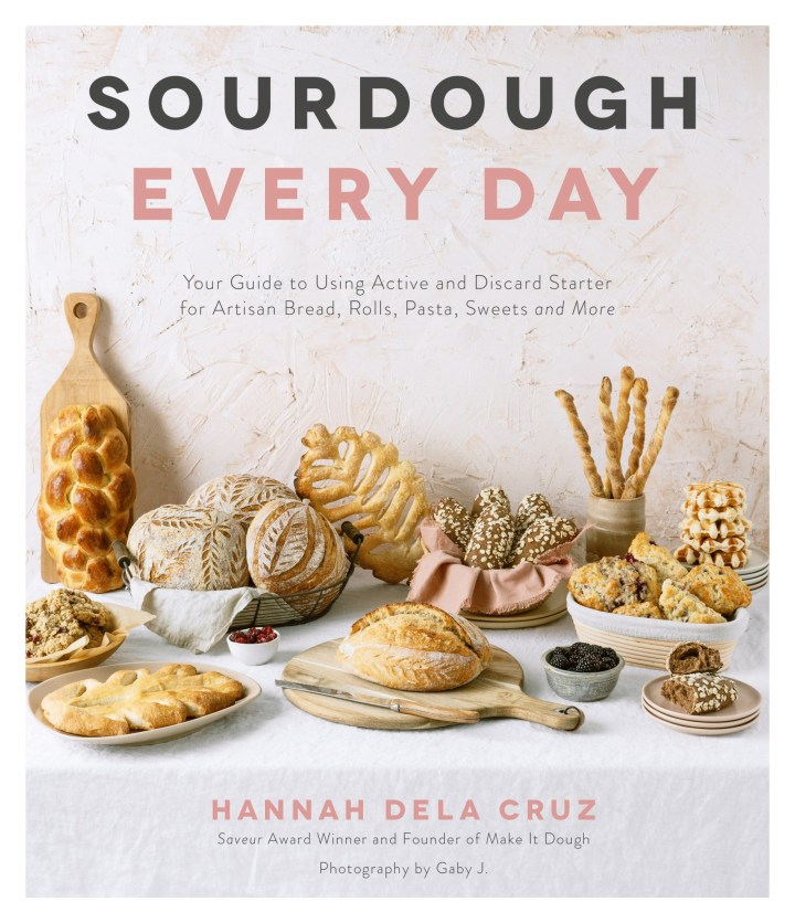 the front cover of the cok sourdough every day