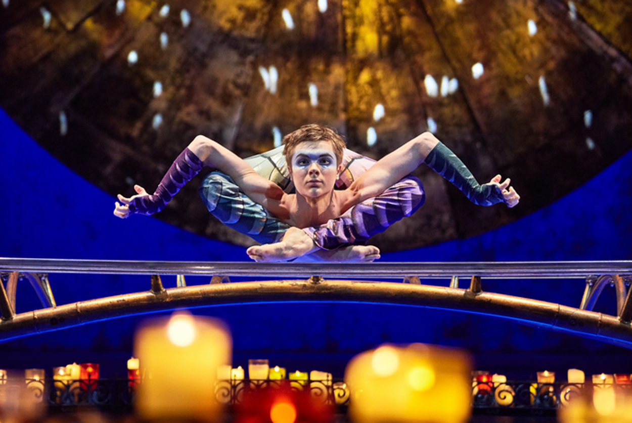 Review Luzia Cirque du Soleil in Chicago  Whipped The Blog