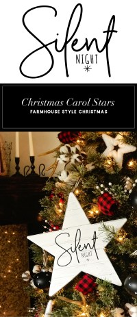 christmas carol decorations
