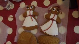 Dolly Biscuits