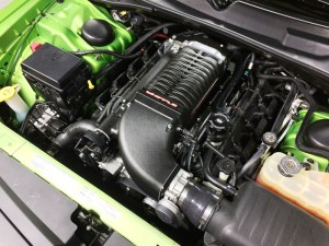 20062010 Dodge Charger 61L Supercharger System