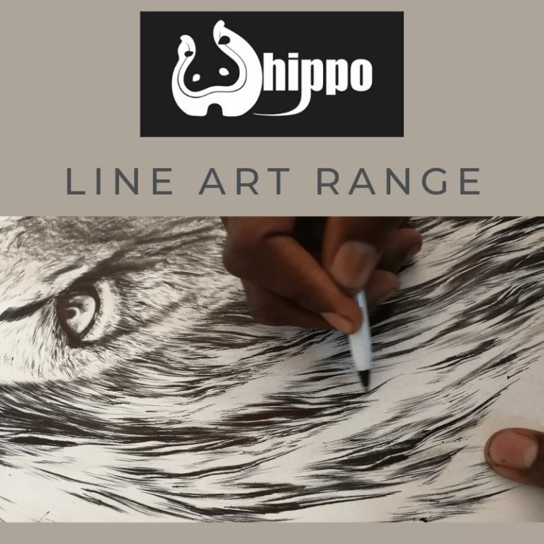 LINE ART RANGE PIC