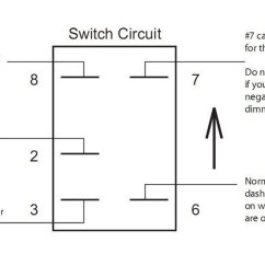 Lighted Rocker Switch Wiring Diagram 69 Mustang Switches Whiptech