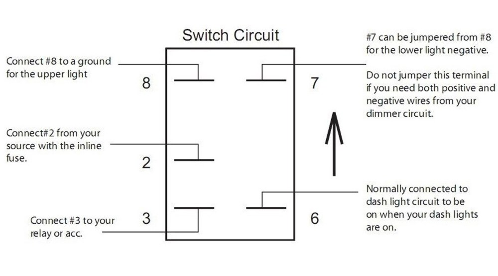 medium resolution of 12 volt led bar wiring diagram images gallery rocker switches whiptech