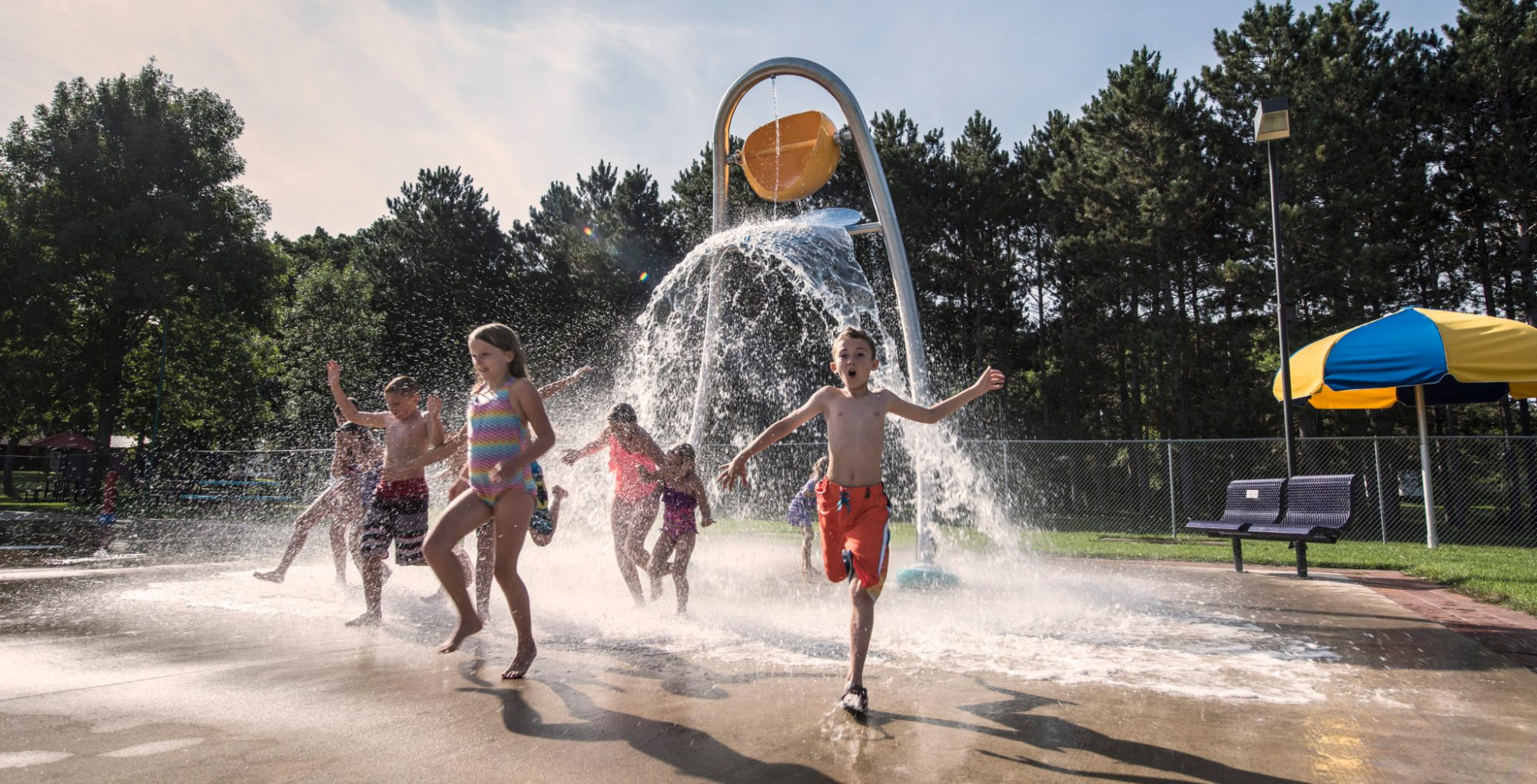 Aquatix Splash Pad