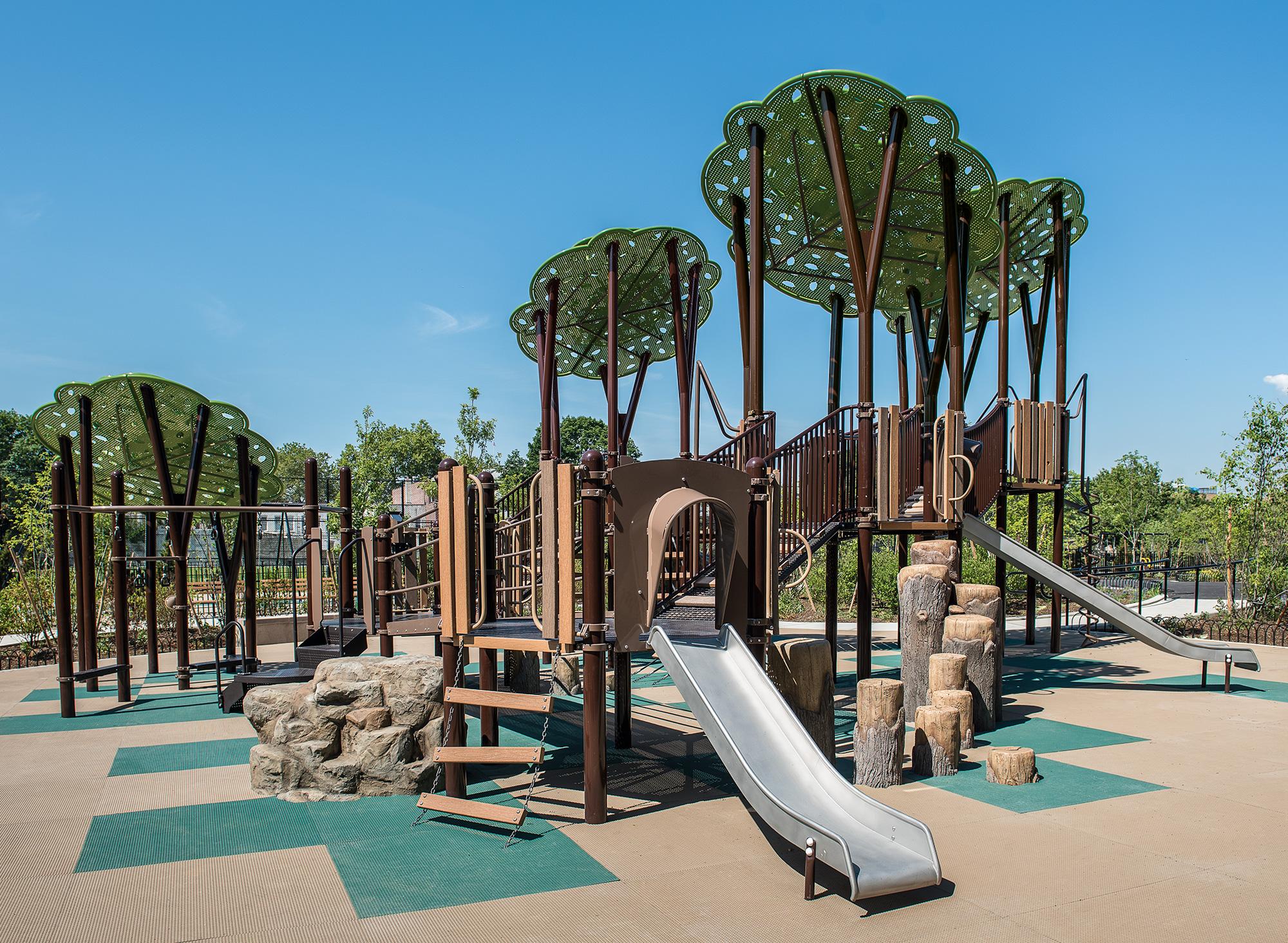 Nature Inspired Playgrounds