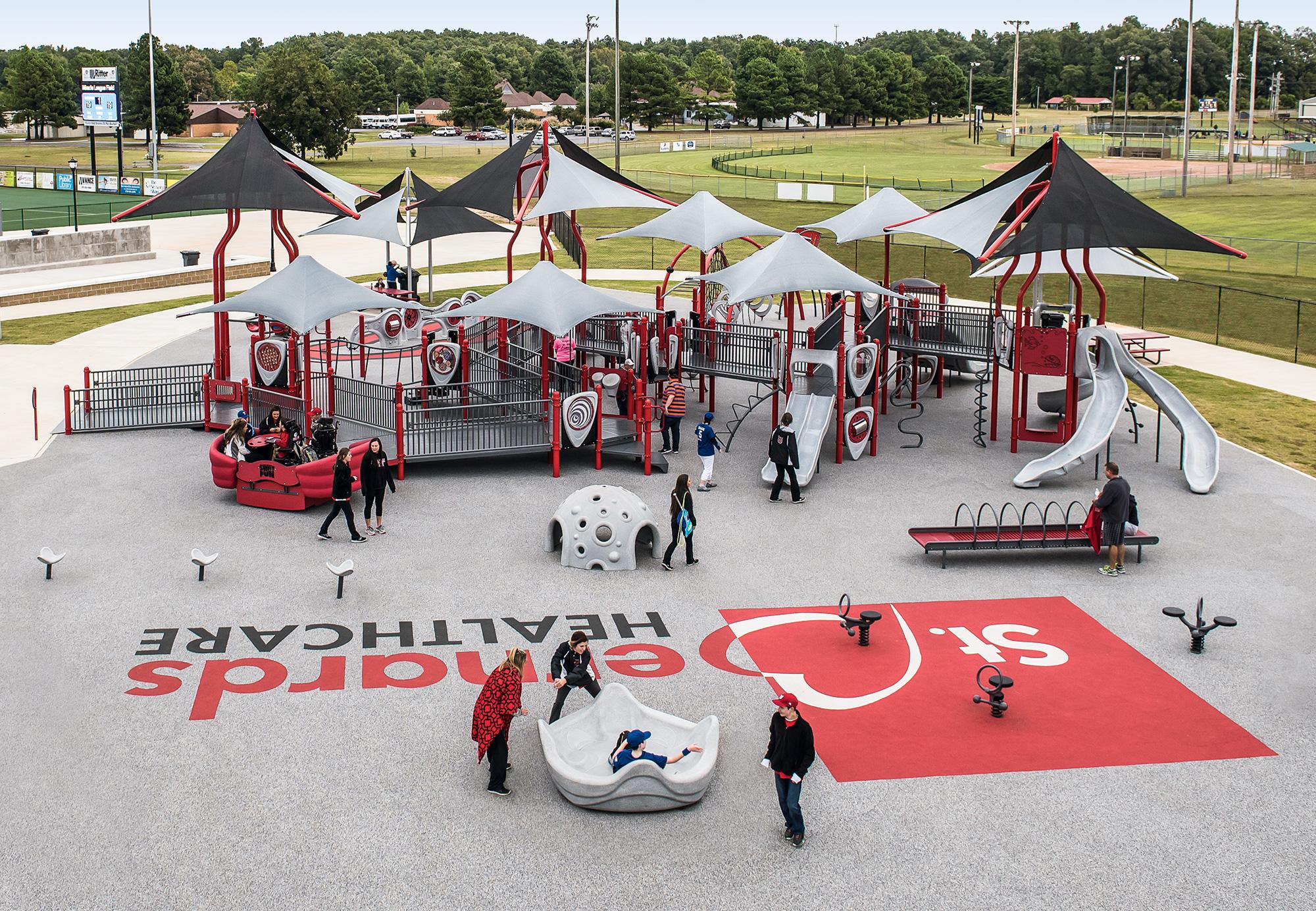 Playground Equipment Products