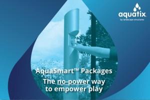 AquaSmart Packages for Aquatix splash pads