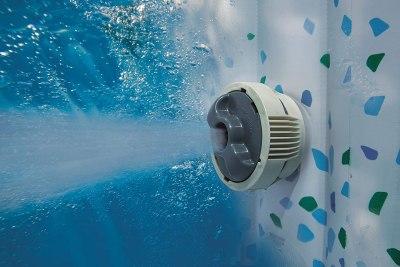 Whirlpool aufblasbar Hydro jet
