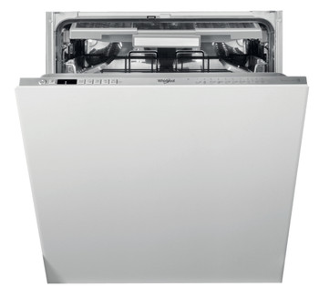 lave vaisselle encastrable whirlpool couleur inox standard wio 3o540 pelg