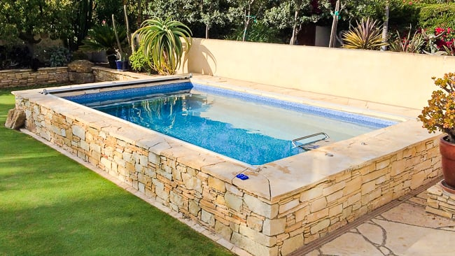 Gut bekannt Pool Kaufen Und Einbauen   Karibu Swimmingpool Holzpool Pool Im Garten HD48