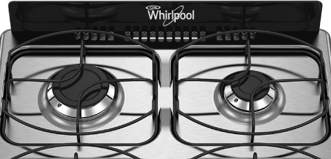 WF560XT  Cocina  4 hornallas  Whirlpool Complete  60