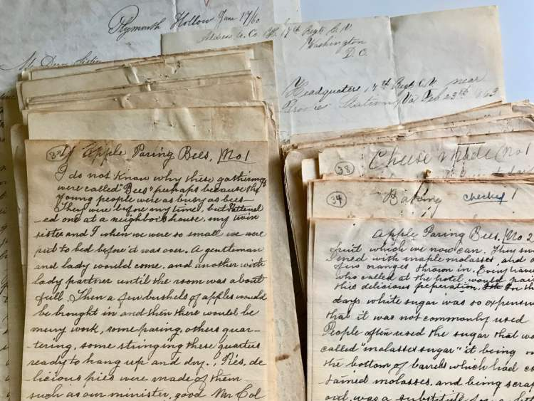 1800'sLetters